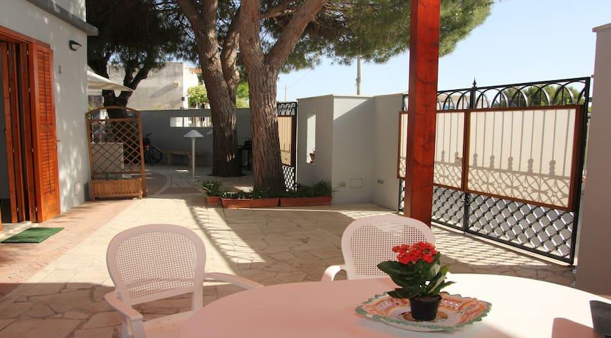 Villa Alfano - Villa sul mare - Appartamento Uno