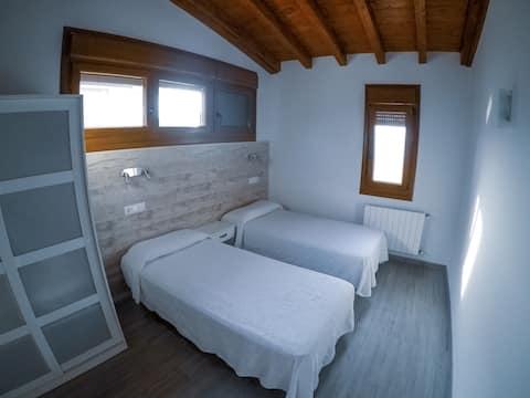 Apartment el Mirador de Langre la oak 2