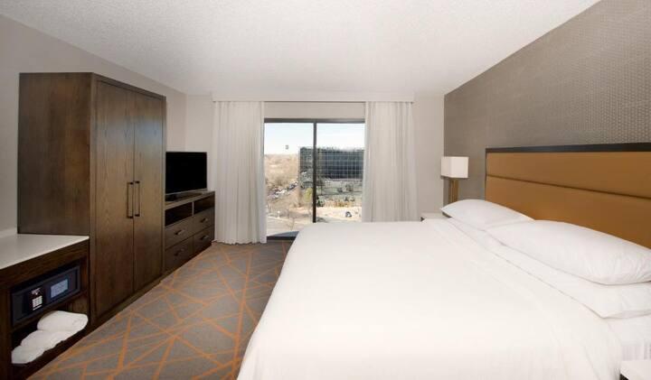 Divine Suite Double Bed At South Denver Area
