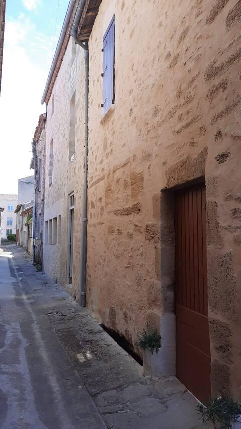 Petit gîte St François, au cœur de Monségur