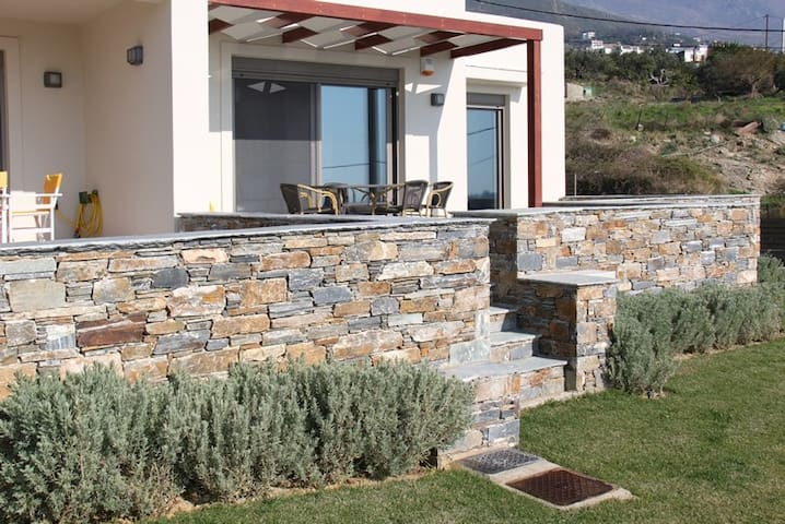 Eliades apartments - Karistos