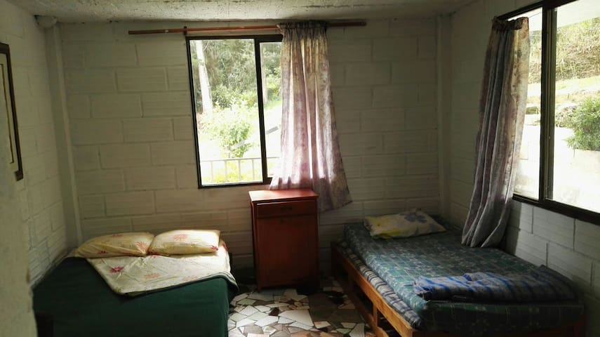Apartaestudio Campestre en Santa Elena - B203 - Medellín - Apartment