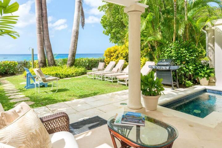 Beach Villa at Mahogany Bay at Saint James