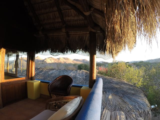 Panoramic Palapa Room