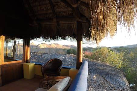 Panoramic Palapa Room