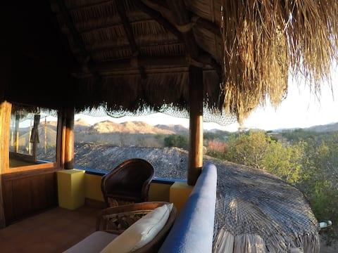 Chambre Palapa panoramique