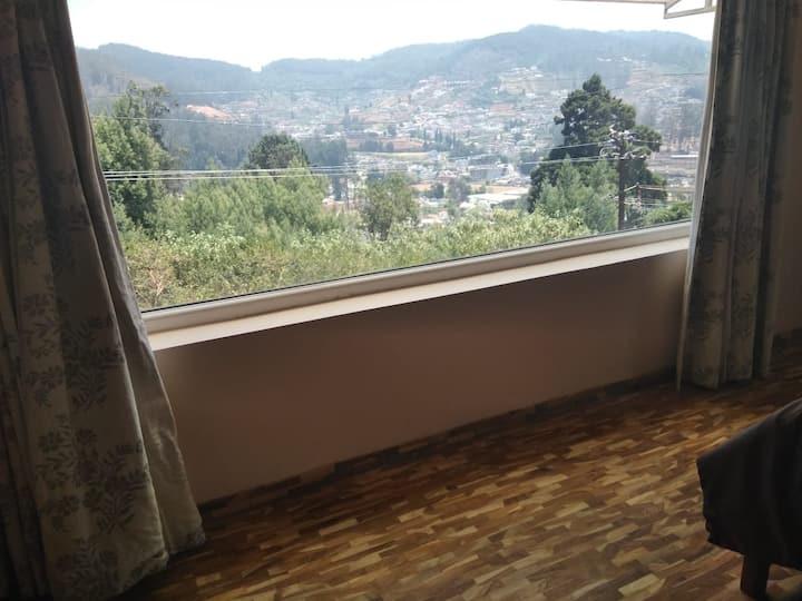 Misty Mountain Hop  apartment ground floor