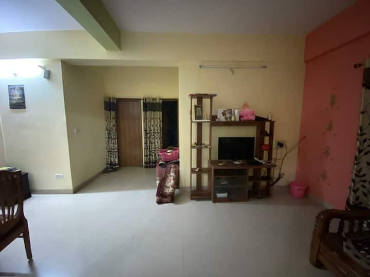 Fully furnished house with all amenities