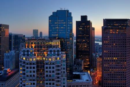 Boston Financial District - Boston - Loft