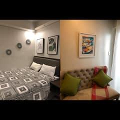A2J+Luxury+Balcony+BGC+Suite+Near+SM+AURA+Taguig