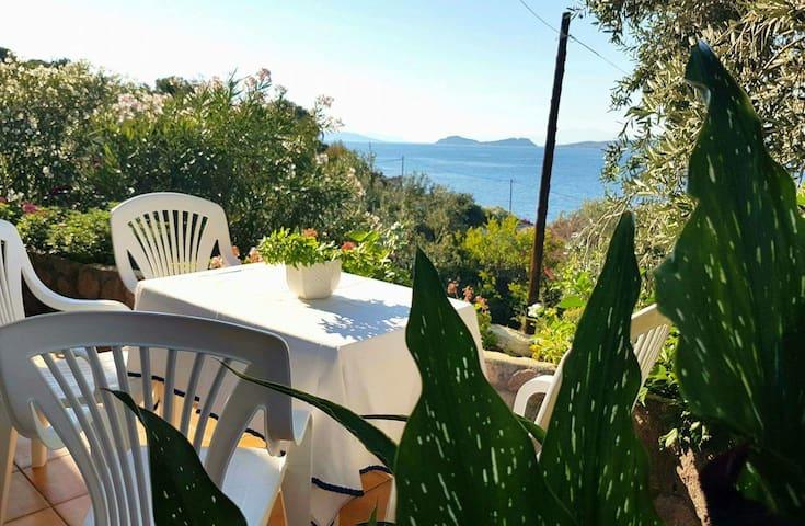 Apartmant with sea view in Methana ag.Nikolaos