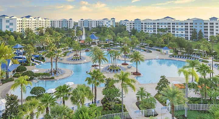 The Fountains in Orlando (near Disney)