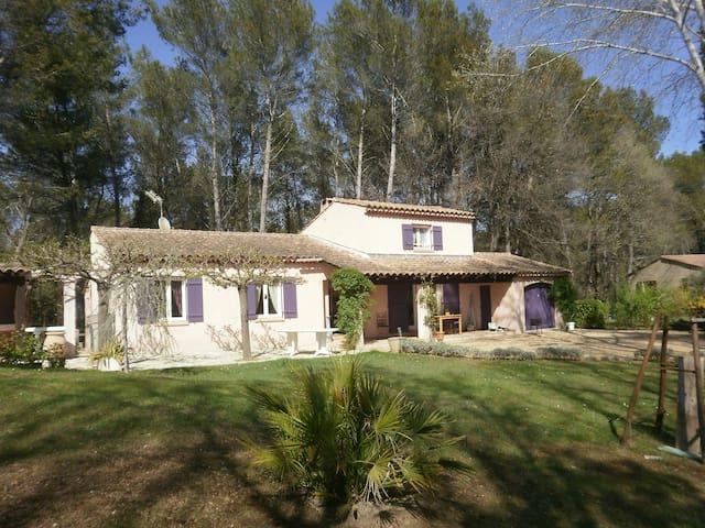 Mas Le Lavandin - Villecroze - House