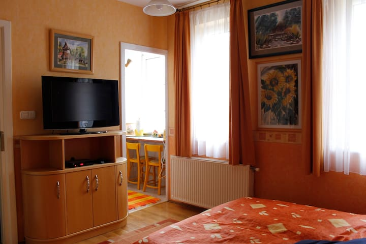 Zugligeti Apartements offers a relaxing stay
