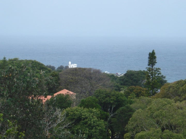Seabreeze at Lighthouse
