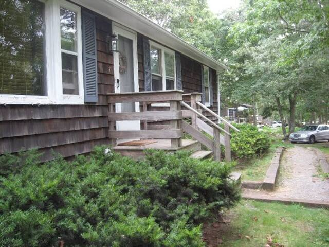Guest and Twin Rooms in Cozy Cottage - Oak Bluffs - Daire