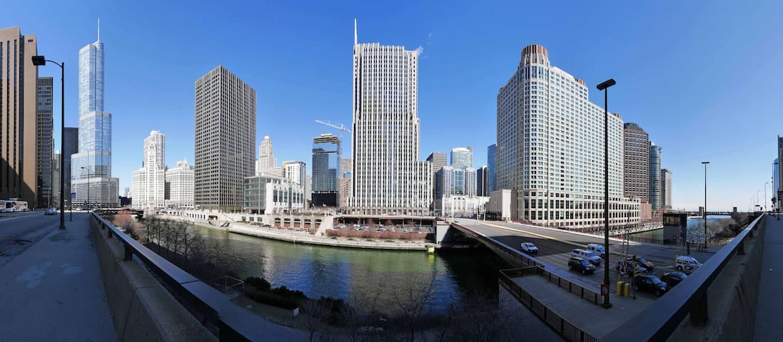 Luxury Apartment in the heart of Chicago Loop! - Chicago - Apartment