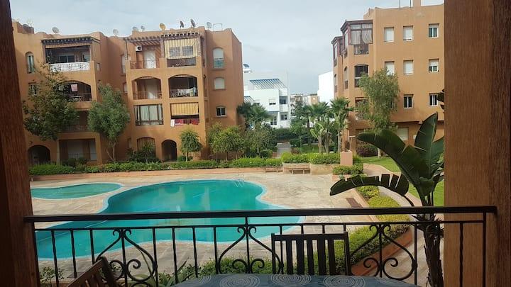 Très joli appartement à Ricoflores