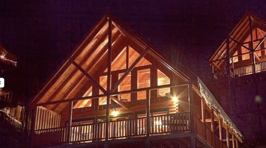 Three Bears Getaway - Pigeon Forge