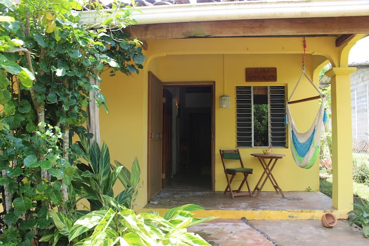 Lovely two bedroom home in Pedasi with back yard