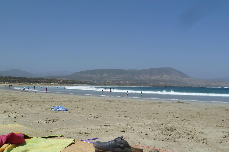Playa Los Molles