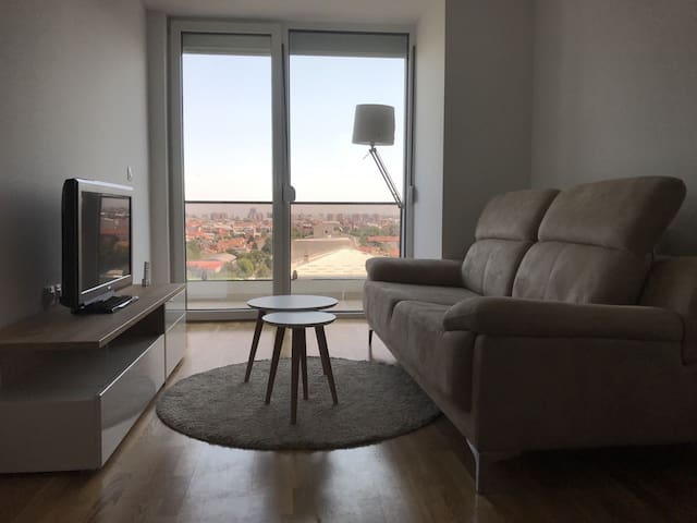 Skyline Apartment, brand new, modern, great view