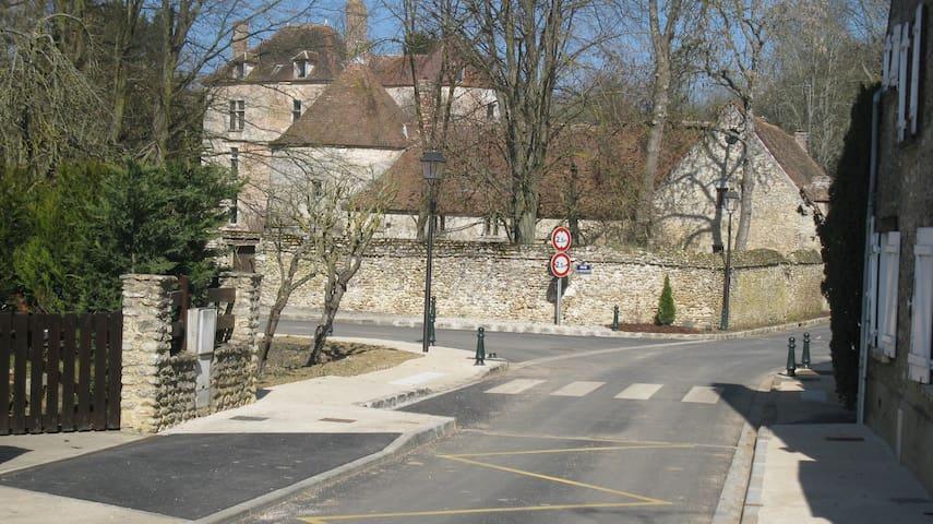 Gourville le château