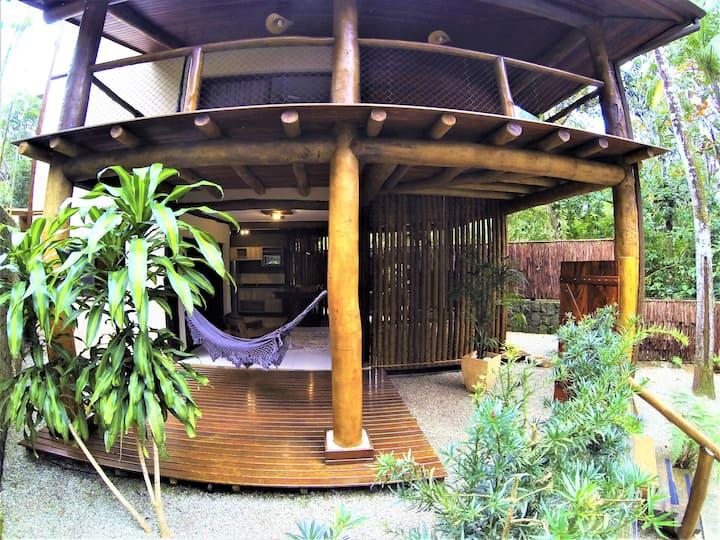 Embaúba House - Félix Jungle House