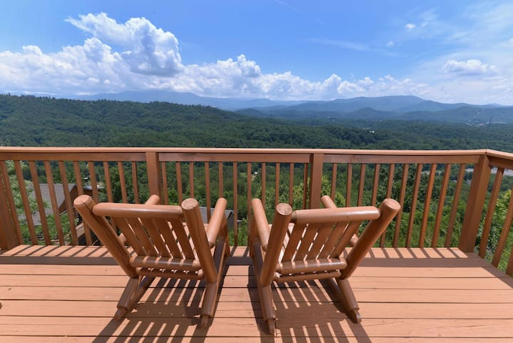 *NO GUEST SERVICE FEE* Amazing View #223