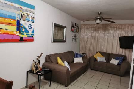 Cómoda casa residencial en el puerto de Veracruz