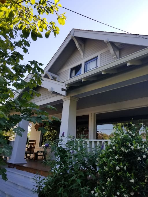 Great home for entertaining, huge wrap- around porch