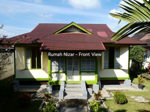 Rumah Nizar - Entire House (next to Ngarai Sianok)