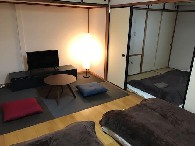 《JAPANESE MODERN ROOM 2F》 - 金沢市
