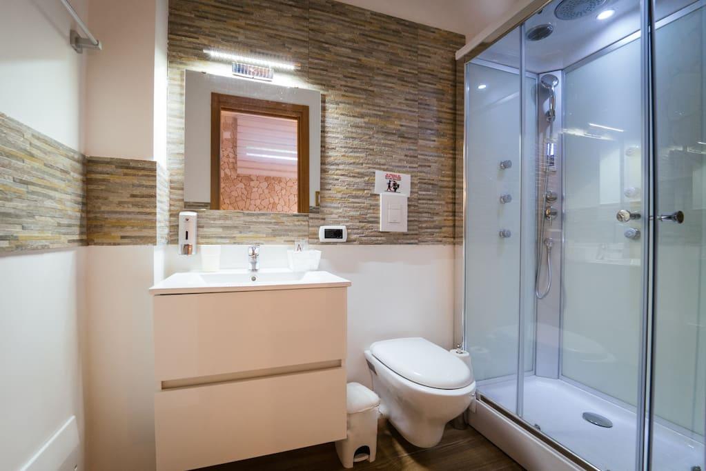 bagno deluxe blanche