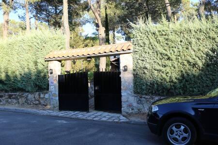 Casa de campo en la sierra de Madrid - Cadalso de los Vidrios - Chalet - 1