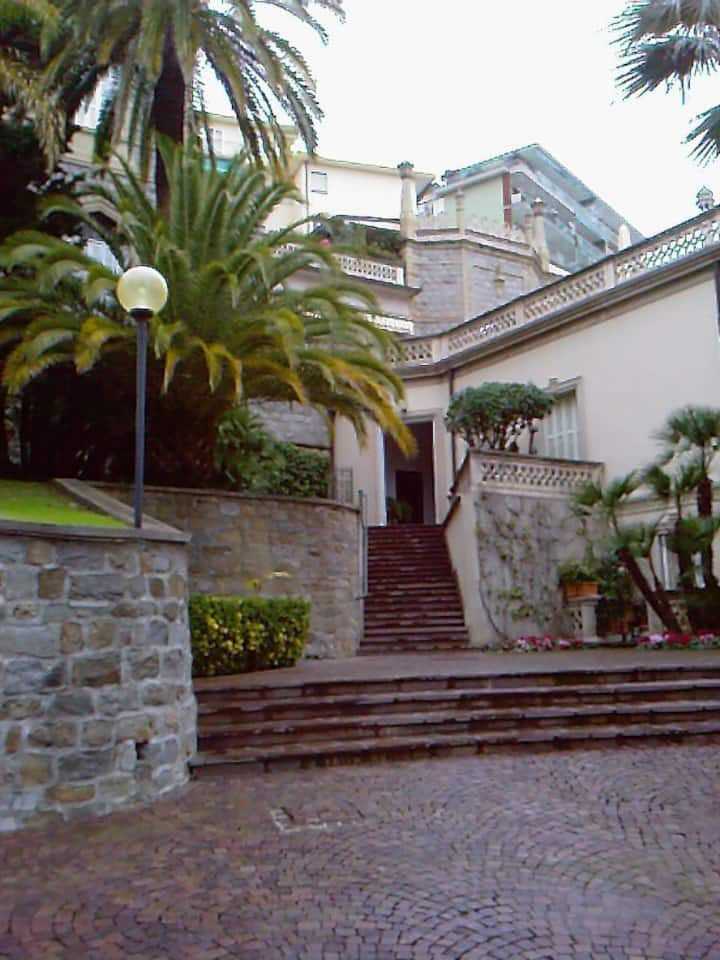 A charming place in Sanremo, Italy