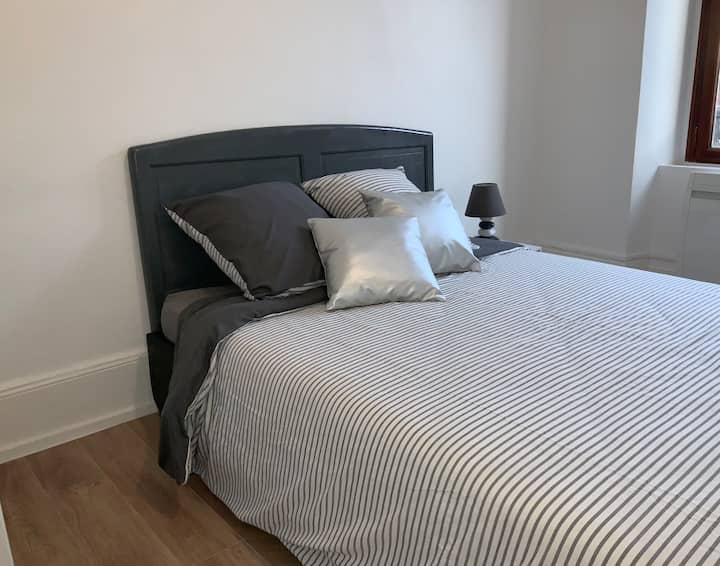 Chambre au «petit parfait» F2/F3 tout confort