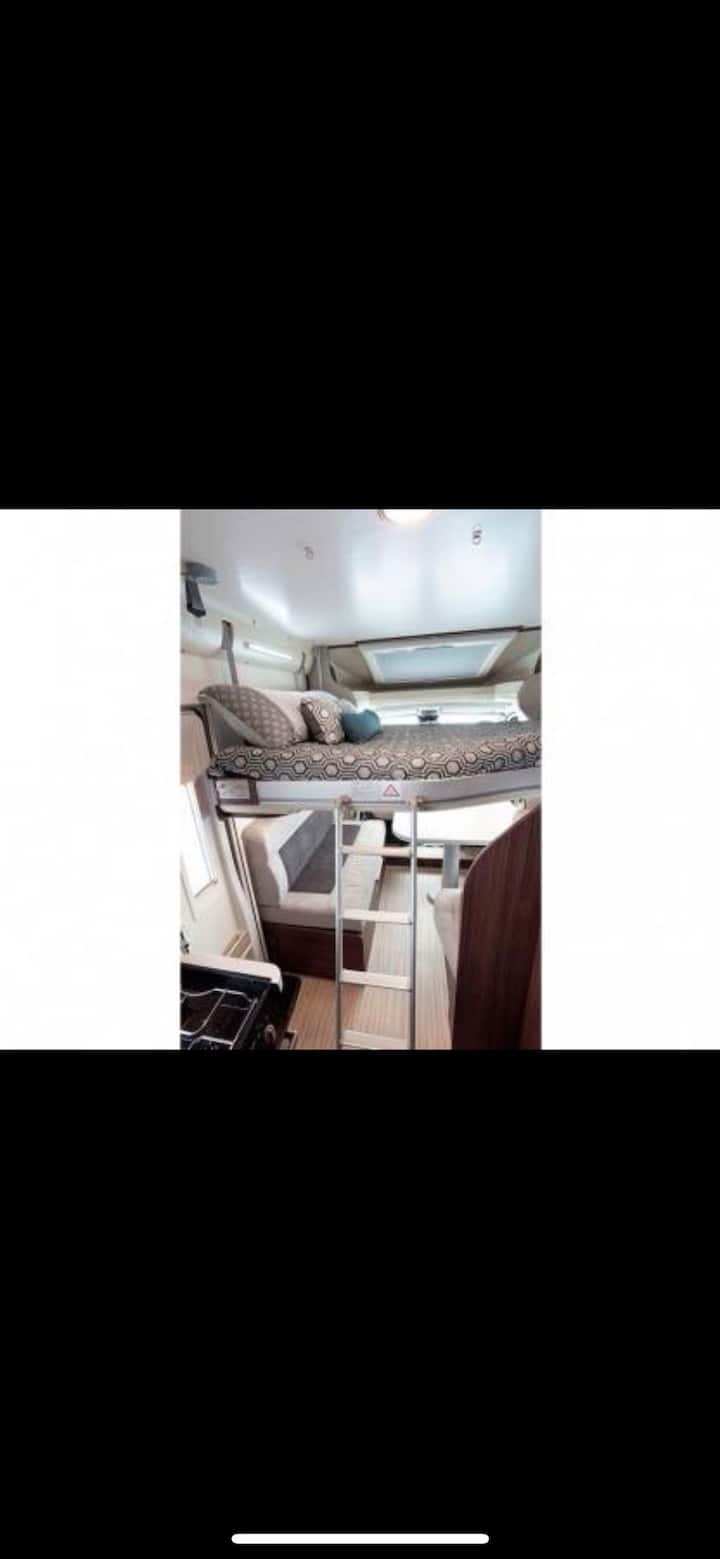 4 Berth Motorhome               ' Harry '