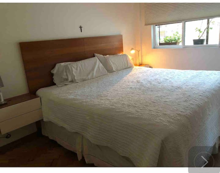 Flat with park and Balcony In Recoleta, French St