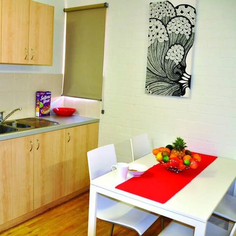 Ocean West 3 bedroom self contained apartments