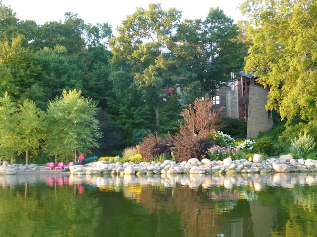 Stunning Lakeside Family/Executive Home - Wayzata - House