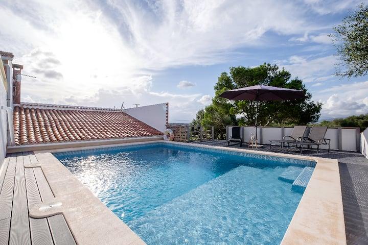 Mallorca - Can Picafort - Finca Dos Amigos 10 Pers