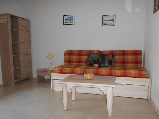 APPARTEMENT STUDIO AVEC TERRASSE ref 601 - Luz-Saint-Sauveur - อพาร์ทเมนท์