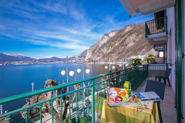 Principessa del Lago - Campione d'Italia - Huoneisto