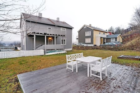 Cozy apartment near Narvik city center!