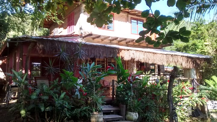 Linda casa rustica em Praia do Julião