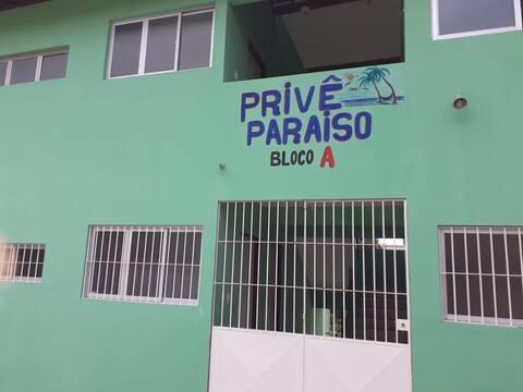 Privê Paraíso! (2) Na bela Praia de Catuama 3qtos.