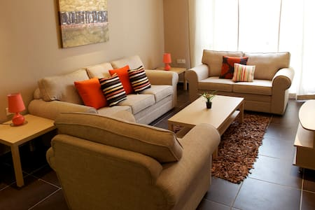 Serviced apartment -Sands Residence