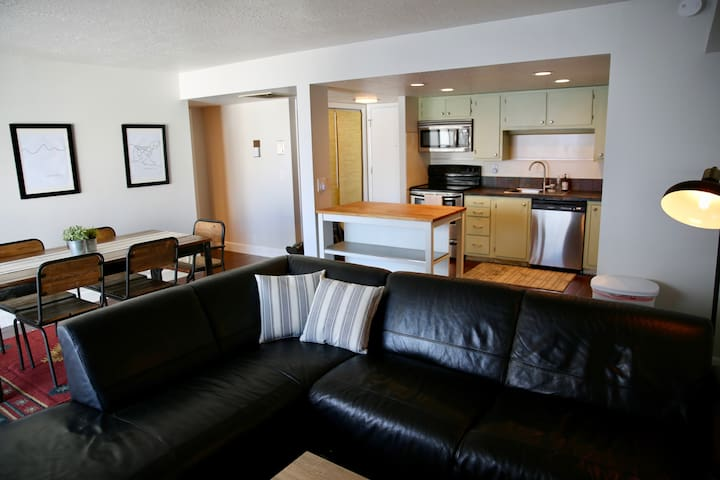 Condo near downtown SLC