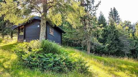 Sommervang Log Cabin - City & Nature in one stay